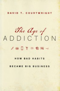 The Age of Addiction Book Cover